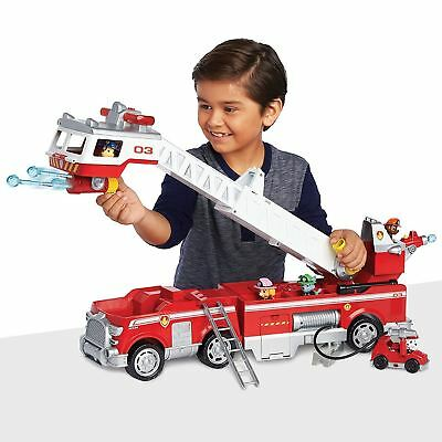 Paw Patrol Ultimate Rescue Marshall's Ultimate Fire Truck by Spinmaster