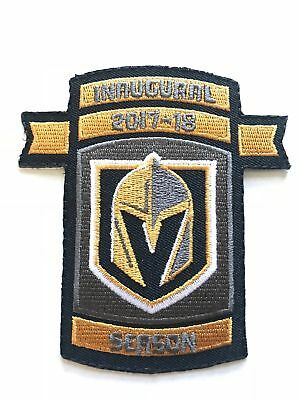 Las Vegas Golden Knights Inaugural NHL Jersey Patch Iron On Sew Jacket  Hoodie 3fdcb2ddd