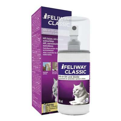 (€33,31/100ml) FELIWAY® CLASSIC Spray | 60 ml