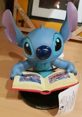 FIGURINE STITCH NEW / Nouveau Disneyland Paris