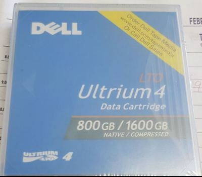 5X Dell LTO Ultrium 4 LTO4 Data Cartridge 800/1600GB Tape