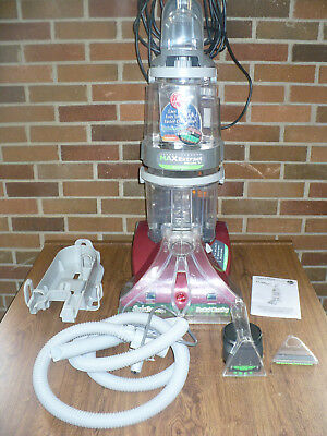 HOOVER Max Extract Dual V WidePath Carpet Washer, F7411900