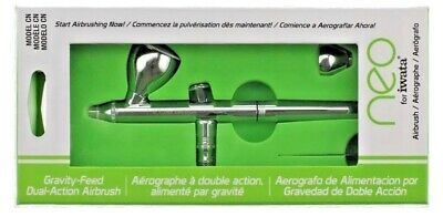 Iwata IW-NEO-CN Neo gravity feed Airbrush + 5 YEAR WARRANTY NEXT DAY DELIVERY