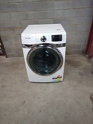 Extra Large Samsung 10Kg Front Loader Washing Machine