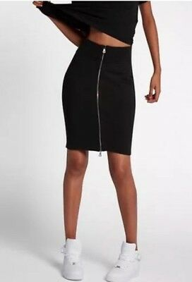 14a59f1bc1 NIKE NIKELAB ESSENTIALS Front Zip Skirt $150 | Womens Size S ...