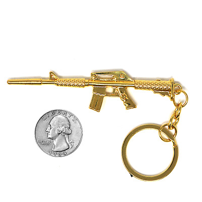 FadeCase CSGO 18k Gold Keychain Collector's Model M4A1-S Counter Strike
