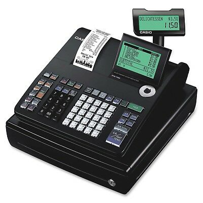 Casio - PCR-T500 - Electronic 10-line Display Cash Register