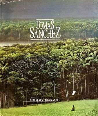 Tomas Sanchez. Book. Fully illustrated.148 pages. 10.8 x 12.8. Spanish.
