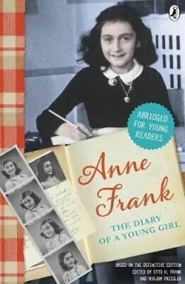 NEW The Diary of Anne Frank By Anne Frank Paperback Free Shipping