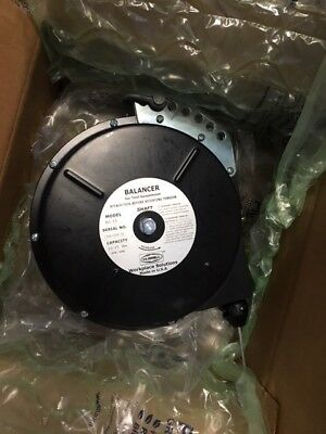 Hubbell Tool Balancer Reel, Model BG-15 - 8' Long, 10-15lb Capacity