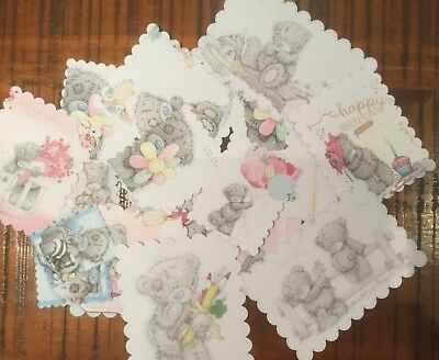 25+ Card Toppers and Scrapbooking Embellishments Tatty Teddy