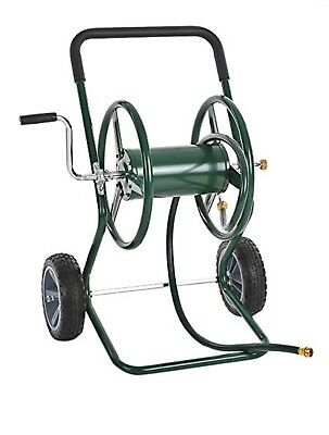 ZORRO  Heavy Duty Steel hose Reel storage unit holds up to 100m of hose RRP $199