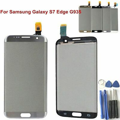 Front Touch Screen Digitizer Glass Lens Repair for Samsung Galaxy S7 Edge G935