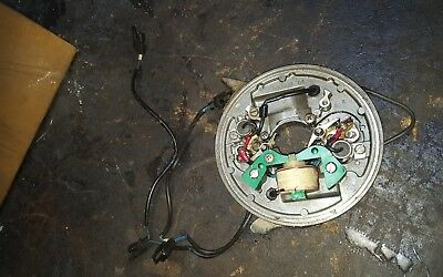 25hp 35hp Johnson evinrude outboard stator / points