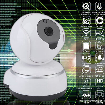 48P HD HOME Security Camera WiFi Wireless Cam Night Vision Outdoor Mesmerizing Exterior Cameras Home Security Minimalist Collection