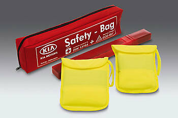 Genuine Kia Stinger 2017-on Safety Kit - 66940ADE00