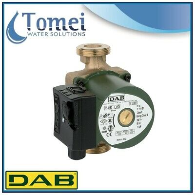 DAB Circulator Hot Water System VS 35/150 M 55W 1x230V 150mm