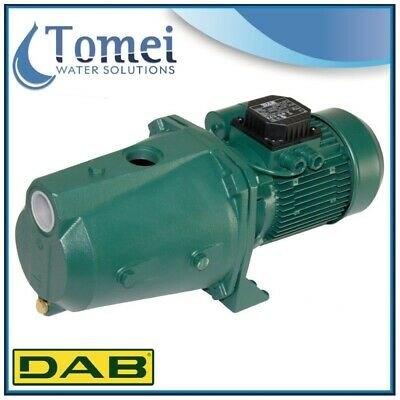 Self-Priming Electro Water Pump in Cast-Iron JET 200 M 1,5KW 2HP 240V DAB
