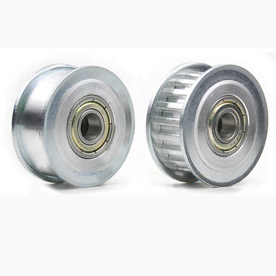 XL-20T-11W Bore 5/6/7/8/10/12/15mm Pitch 5.08mm Idler Timing Belt Drive Pulley
