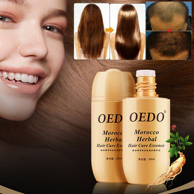Morocco 100 Herbal Hair Care Essence Loss Treatment Men Women Fast regrowth P/A