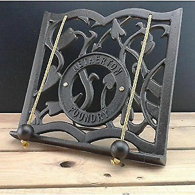 Netherton Foundry  Cast iron Cookery Book Stand