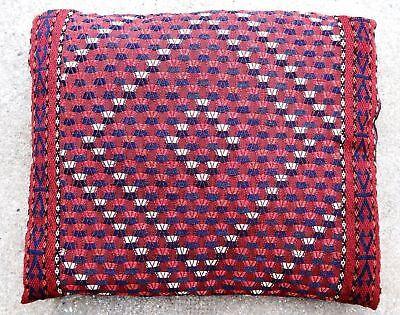 Pre-1900 pillow cushion antique oriental tribal Afghan Turkmen Turkoman Yomut