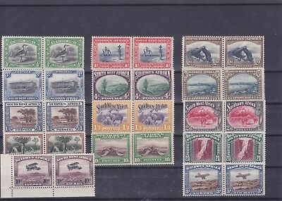 South West Africa 1931  Mnh / Mlh