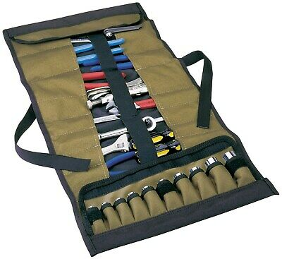 CLC Work Gear 1173 32 Pocket Socket & Tool Roll Pouch