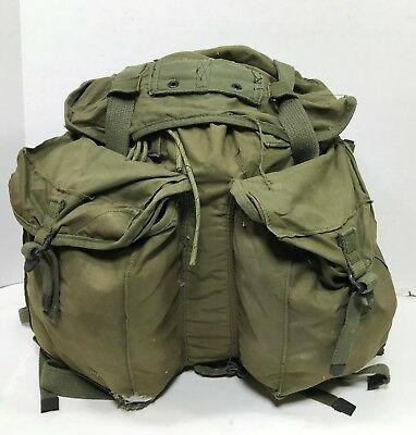 US Vietnam Arvn Rucksack, Used- Torn and Missing Pieces