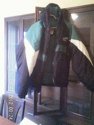 c382f6a1 PHILA EAGLES THROWBACK Jacket - Size
