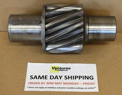Pinion Spur Gear 11 Teeth Top Mounted Double Reduction Tandem STDD Rear Axle