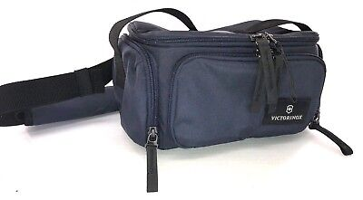NEW Victorinox Lifestyle Accessories 3-Way Carry Meal Bag   Navy