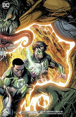 Hal Jordan And The Green Lantern Corps #49 Tyler Kirkham Variant Edition