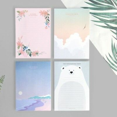 Handy Cute Notebook Paper Notepad Journal School Memo Book Study Kids Diary Note