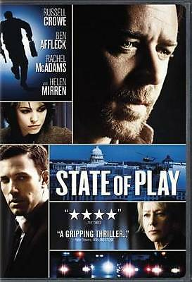 State of Play (DVD, 2009) - V310