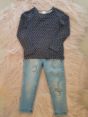 Girls Winter Clothing Size 3, excellent condition, by A-Z KIDS CLOTHING