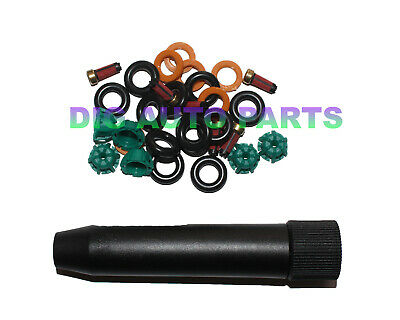 BMW INJECTOR REBUILD Kit - Six Cylinders (M20, M50, M52, etc ) E30