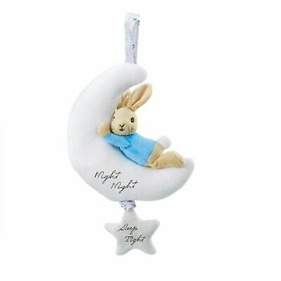 Beatrix Potter Night Night Peter Rabbit  Musical Plush Toy