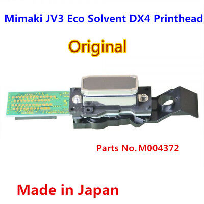 Original Mimaki JV3 Eco Solvent DX4 Printhead-M004372 Made in Japan