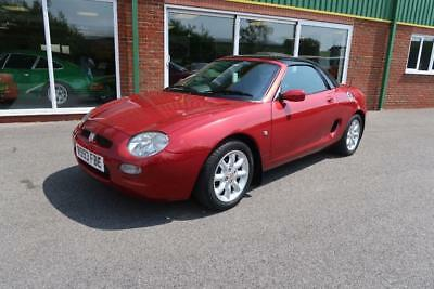 MG MGF 1.8i Roadster Convertible Low Mileage classic car