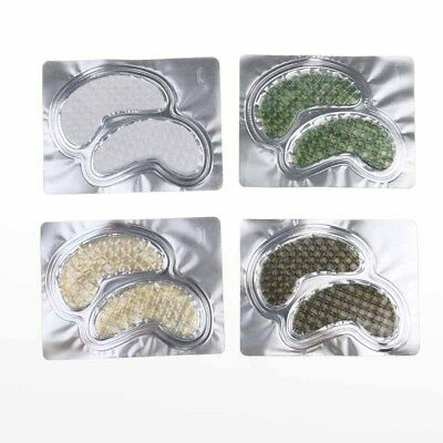 5pcs collagen crystal eye mask gel eye patches anti aging puffiness skin care