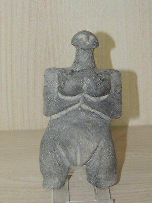 Ancient Stone Figure statuette,Fertility figure,mother godess,Idol,god,Alien