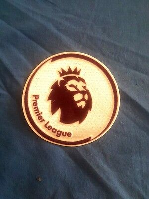 patch toppa nuova premier league inglese blu chelsea manchester 2016 2017 2018