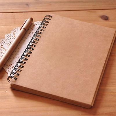 Sketchbook Diary Drawing Painting Graffiti Stationery Office School Supplies C