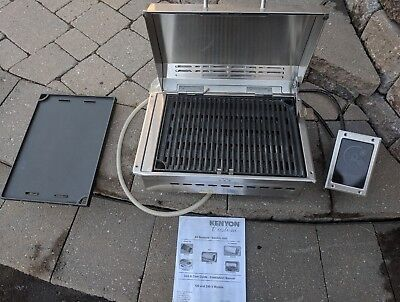 Kenyon Frontier Marine Grill