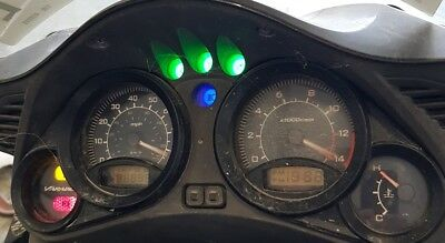 Honda XL 125 V-7 Varadero ('07 bike) Instrument Cluster Clocks