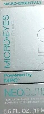 Neocutis Micro-Eyes Rejuvenating Cream (15 ml)- Brand New! Sealed! EXP 2/2020
