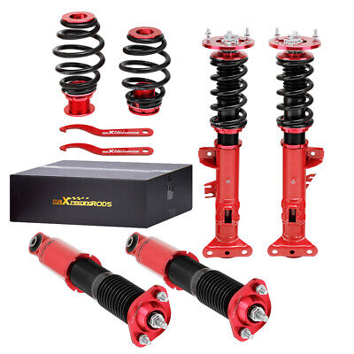 Combines Filetés Coilovers for BMW E36 318i 323i 325i 328i Suspension Spring Kit