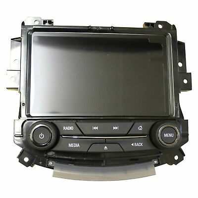 14-15 Buick Lacrosse Radio Display Unit Touch Screen OEM AM FM Black Face Plate