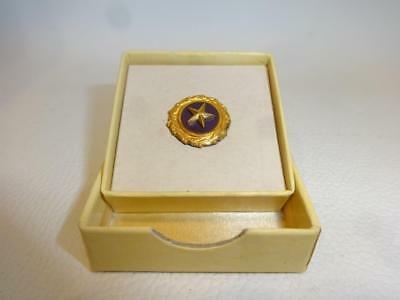 Nos Us Ww2 To Current Era Mother's Gold Star Child Killed In Action Kia Pin 1947